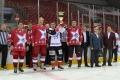 В течение двух дней четыре любительские команды Уральского региона боролись за Кубок Открытия Ночной хоккейной лиги