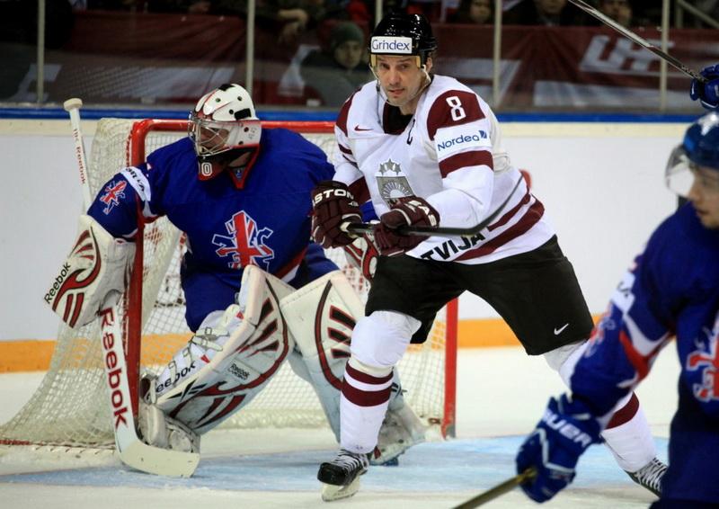 сборная Латвии