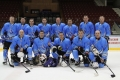 8 марта в Ночной хоккейной лиге состоялся матч, в котором встретились между собой лидеры дивизиона Любители 40+.