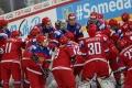 Молодёжная сборная России выиграла со счётом 2:1 у сборной США и вышла финал чемпионата мира.